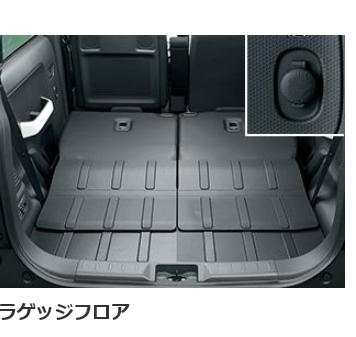 ハスラーの車外・車内・荷室(トランク)・タイヤのサイズは?