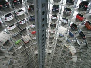 新型クロスビーの車体・室内サイズはどのくらい?立体駐車場に入る?