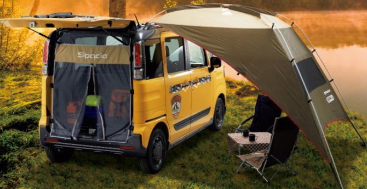 新型スペーシアギアで車中泊キャンプはできる?気持ちよく寝るためのおすすめグッズも紹介