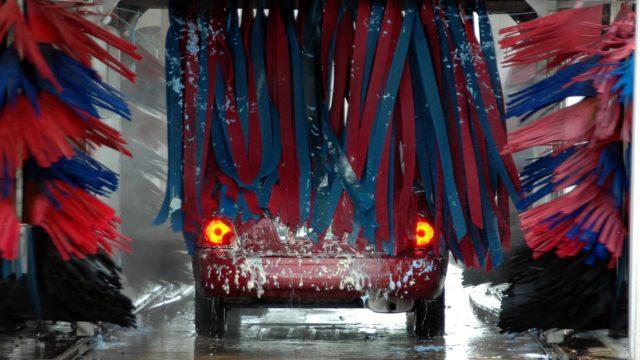 新型ラパンの洗車、手洗いと洗車機オススメはどっち?