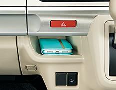新型スペーシア車外、車内、荷室(トランク)、タイヤのサイズは?
