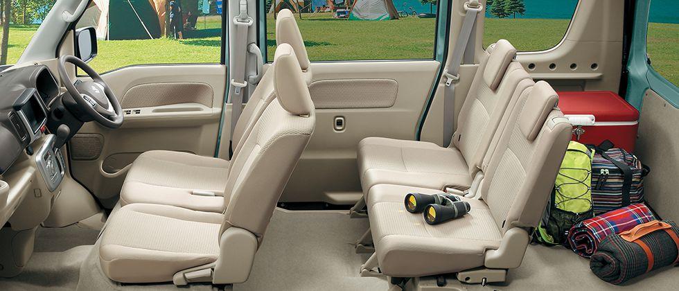 新型エブリイワゴンの内装をオシャレにdiy!手軽にできるカスタム方法を紹介