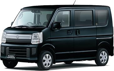 新型エブリイワゴンの車外・車内・荷室(トランク)・タイヤのサイズは?