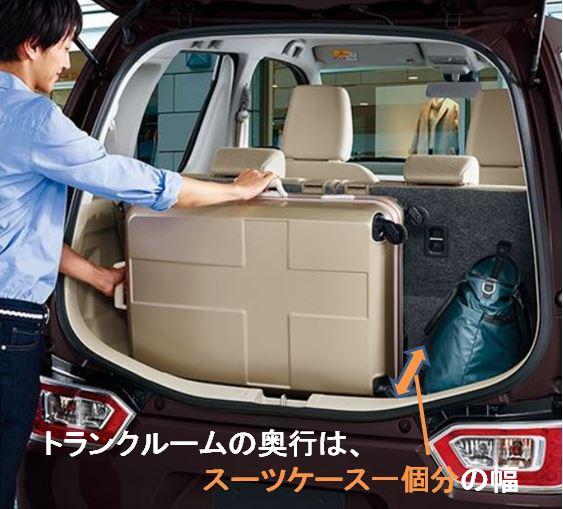 新型ワゴンR車外・車内・荷室(トランク)・タイヤのサイズは?