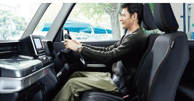 新型スペーシアギアの長距離ドライブは快適?高速道路での視認性はどんな感じ?