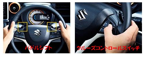 新型スペーシアギアのターボ車とノンターボ車の違いは?加速はどんな感じ?