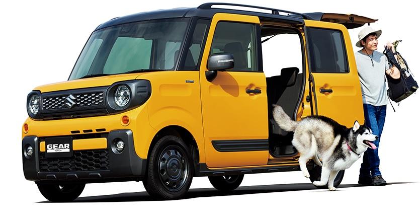 新型スペーシアギア、5人乗りはできる? ファミリーカーとしての購入はあり?
