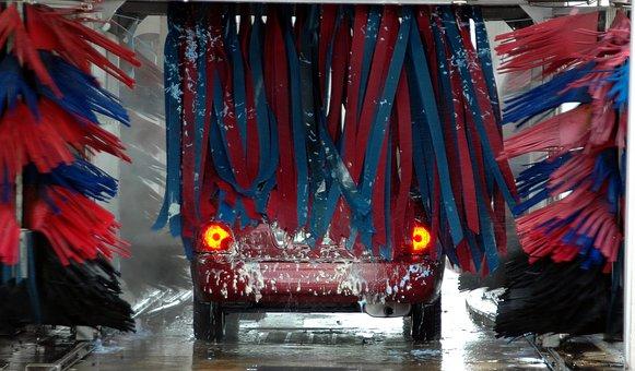 ハスラー洗車のオススメ方法は?洗車機と手洗い、傷が付かないのはどっち?