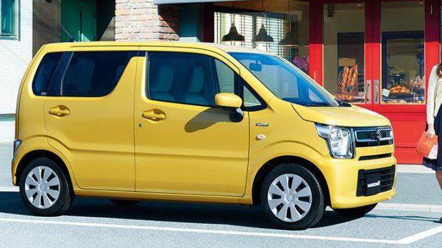 新型ワゴンRは4人乗り?ファミリーカーとしての購入はあり?