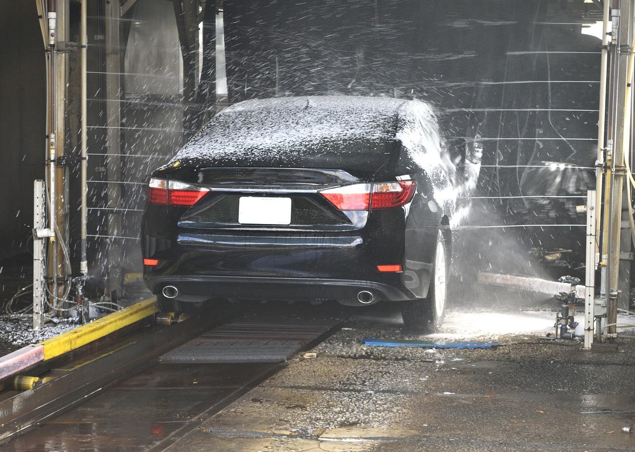 新型クロスビーの洗車の仕方は?洗車機と手洗い、どっちがおすすめ?