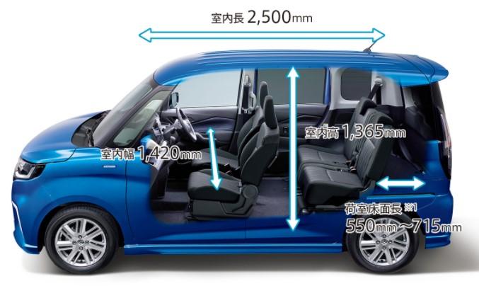 新型ソリオの車体・室内サイズはどれくらい?チャイルドシートやバギーは簡単に載せられる?