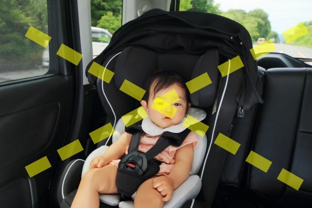 ワゴンRスマイルは何人乗り?子供を4人乗せられる?(前席に子供を乗せてもいい?)